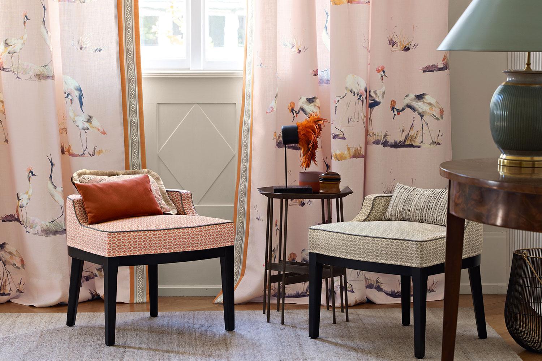 ZR : Zimmer + Rhode : design de tissus